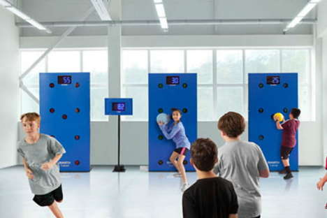 Gamified Training Activities - SmartFit's Programming Trains Both the Brain and the Body