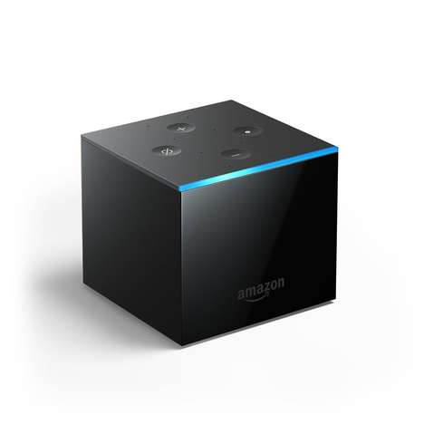Voice-Controlled TV Boxes