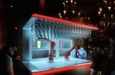 Mechanized Mixology Machines