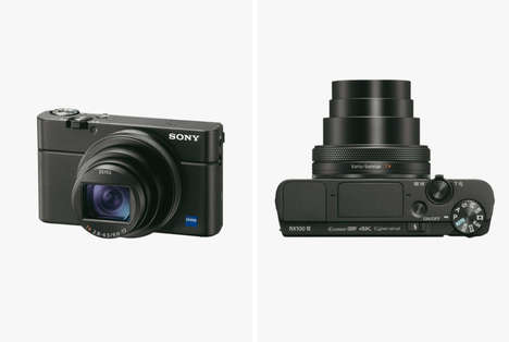 Broad-Zoom Compact Cameras