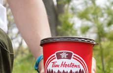 Life-Changing Camp Experiences - Tim Hortons Camp Day Offers Youth a Sense of Teamwork and Community