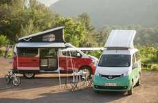 Feature-Rich Eco Camper Vans