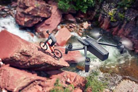 AI-Integrated Photography Drones