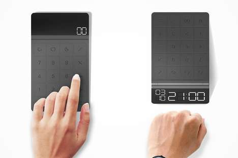 Dual-Purpose Desktop Calculators