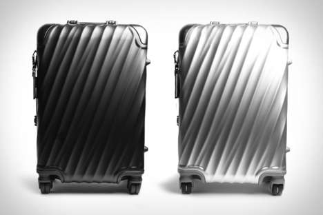 Durable Aluminum Carry-Ons