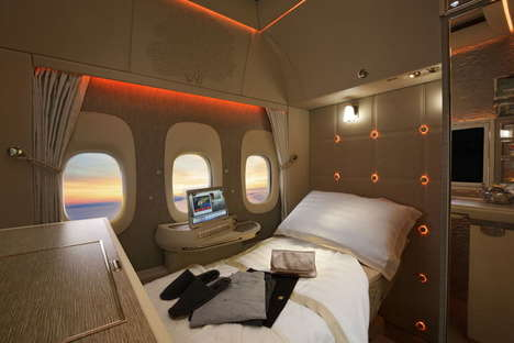 Windowless Passenger Planes