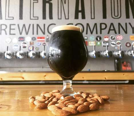 Almond Milk Stouts