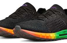 Pride-Celebratory Running Shoes - Under Armour Unveils a Pride Iteration of Its HOVR Sonic Shoes
