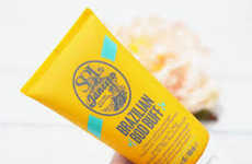Skin-Treating Body Masks - The Brazilian Bod Buff Product is a Scrub and Mask in One Product