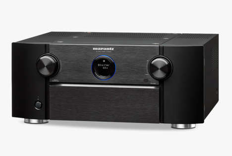 Mobile-Friendly Music Receivers