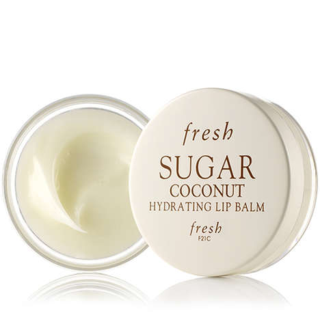 Coconut-Flavored Lip Balms - Fresh's Coconut Hydrating Lip Balm is Being Offered in Limited Editions