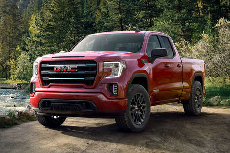 Demure Tech-Infused Trucks