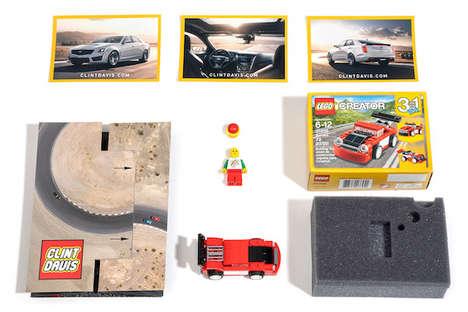 Strategic LEGO Kit Mailers