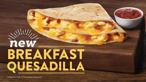 Tortilla-Based Breakfast Sandwiches