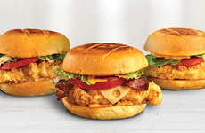 Tropical Chicken Sandwiches
