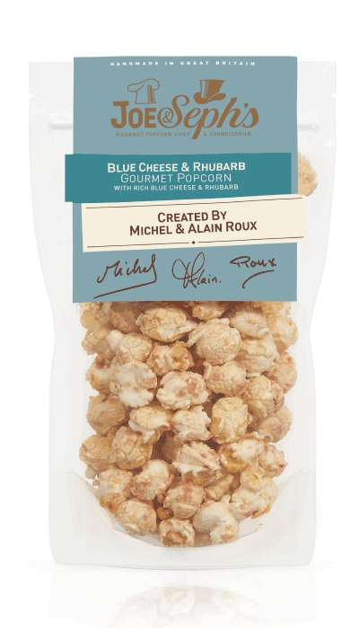 Chef-Created Popcorn Flavors