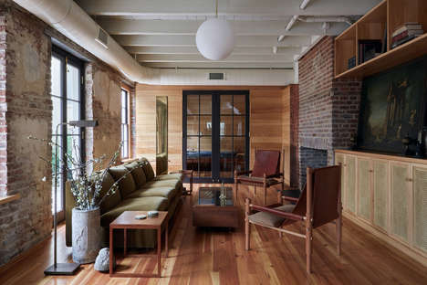 Historic Rustic-Modern Dwellings