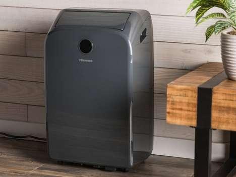 Intelligent Portable AC Units