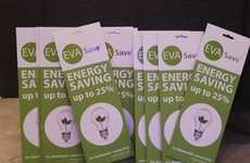 Electricity Loss-Eliminating Stickers