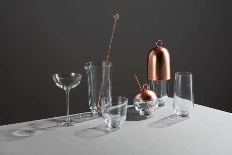 Lead-Free Mixology Collections