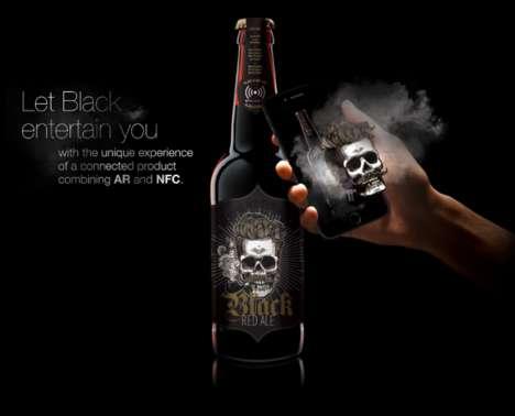 Responsive Beer Labels