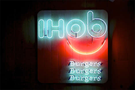 Mysterious Pancake Chain Rebrands - IHOP Changed Its Name to IHOb to Promote Its New Burgers