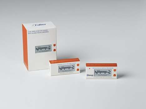 Assistive Pharmaceutical Packaging