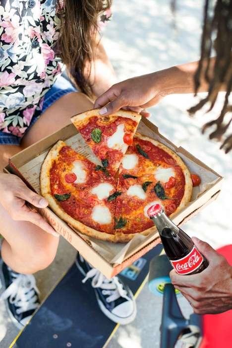 Charitable Pizza Rebrands