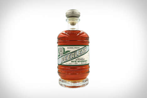 Resurrected Rye Whiskeys
