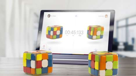 Connected Cube Games