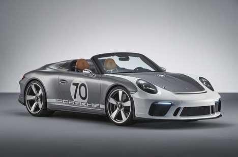 Celebratory Concept Cars