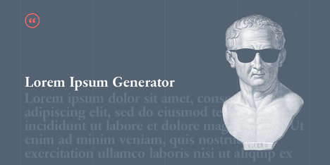 Lorem Ipsum History Sites