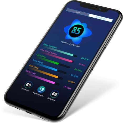 Sonar-Powered Sleep Apps