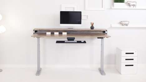 Functional Modular Workspace Desks