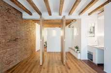 Modular Loft Refurbishments - Adrian Elizalde Architecture Created a New Space in a 1916 Building