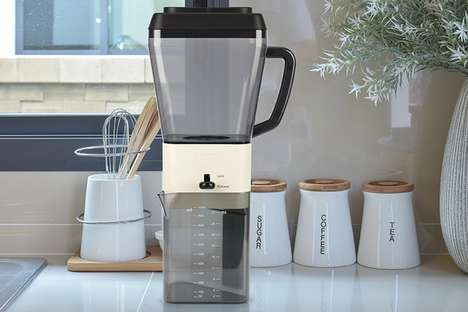 Cold Brew Coffee Makers - The Barista Cold Brew is Efficient and Easy-to-Operate
