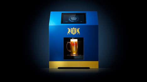 Beer-Tweeting Soccer Campaigns