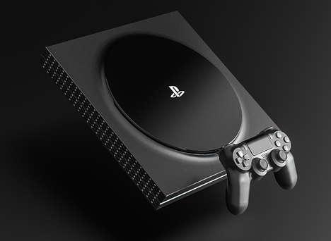 Nostalgic Next-Gen Consoles