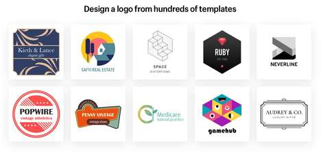 Simple Stock Logo-Makers