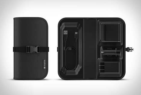 Portable Wireless Charger Kits