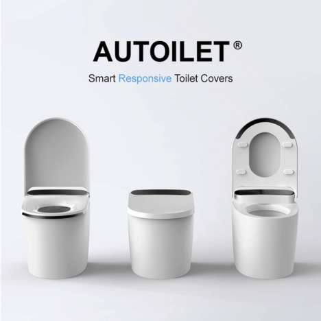 User-Recognizing Toilet Seats