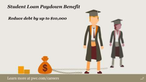 Student Loan Repayment Benefits - PwC's Support of Its Staff Goes Beyond Health Care & Pampering