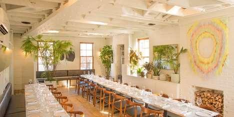 Sunday-Inspired Laid-Back Restaurants