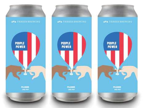 Collaborative American Beers