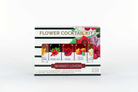 Floral Elixir Kits