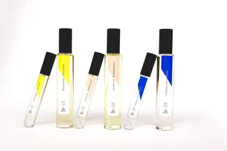 Blendable Fragrance Collections