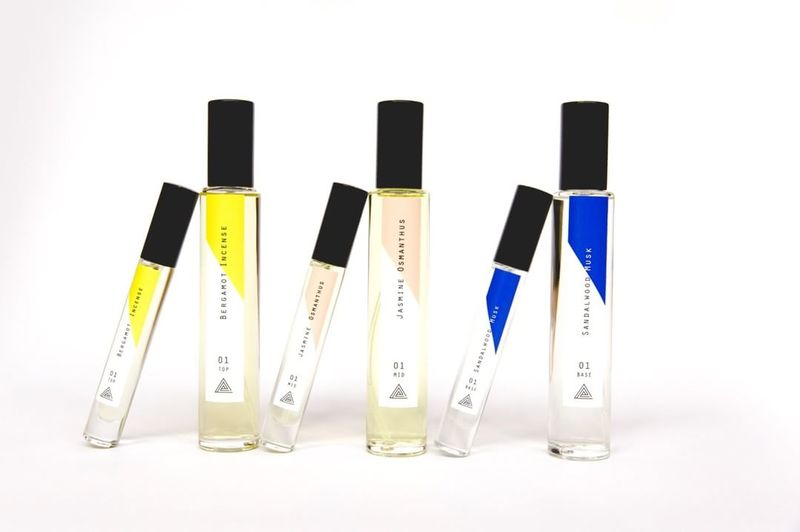 Charitable Personalized Perfumes : divona
