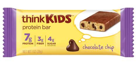 Kid-Friendly Protein Bars