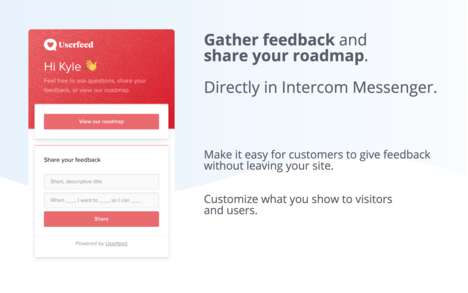 Inline User Feedback Platforms - 'Userfeed' Helps Brands Prioritize Customer Opinions