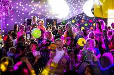 Electric Toddler-Friendly Raves